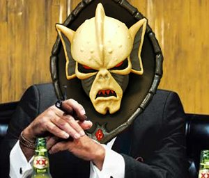 The Most Interesting Hordak in Despondos
