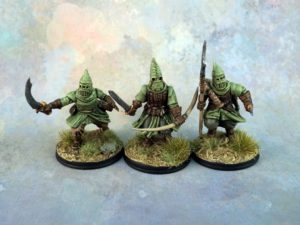 Frostgrave - Cultists 2